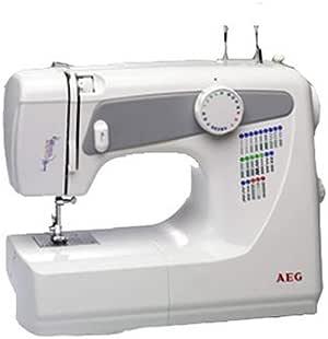 AEG Premium Line NM 2702 - Máquina de Coser: Amazon.es: Hogar
