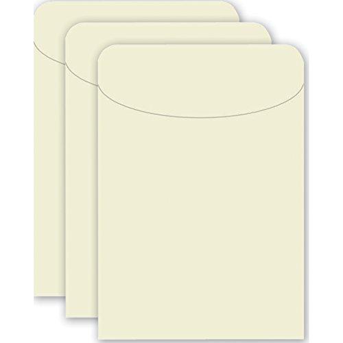 Top Notch Teacher Products Manila Peel & Stick Pockets (Pack of 25)