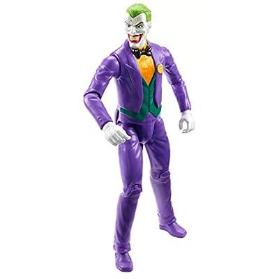 DC Comics Batman Missions: True-Moves Clown Prince The Joker Figure: Toys & Games