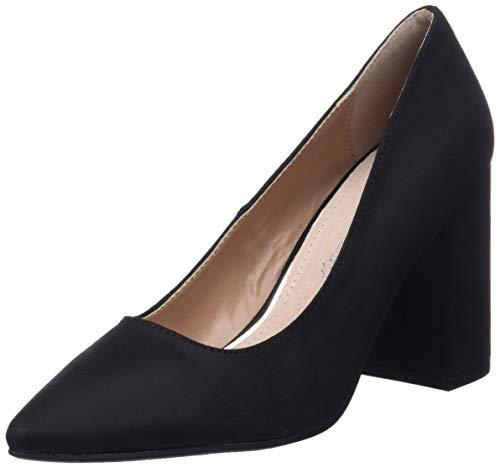 fermé Noir Negro C37109 Maria Soft 62347 Mare Escarpins Bout Femme I4FUBwxa