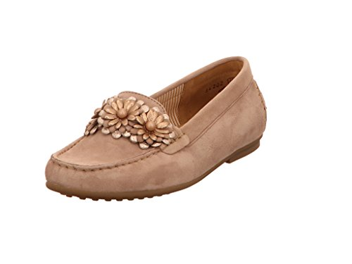 Gabor Women's Loafer Flats Rose Y7HBR