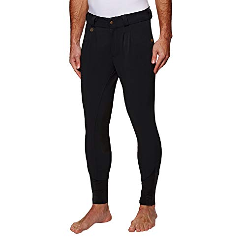 Derby House Elite Mens Riding Breeches 34 inch ()