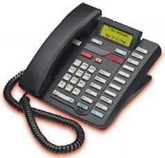 Nortel Meridian 9516 Business Telephone w/ Automated Attendant Voice Mail Voice Announce Caller ID (Small Business Phone System Automated Attendant And Voicemail)