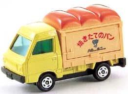 1/52 スバル サンバー パン屋(イエロー×ブラウン) 「トミカ No.10」の商品画像