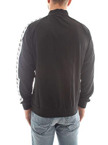 Vestes Noir Homme 303WY10 M Kappa wXnAxTq5p5