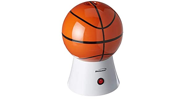 Brentwood pc-484 baloncesto palomitero, 20,3 cm) X (X 11,5, color naranja: Amazon.es: Hogar