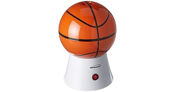 Amazon.com: Brentwood baloncesto palomitero, Anaranjado ...