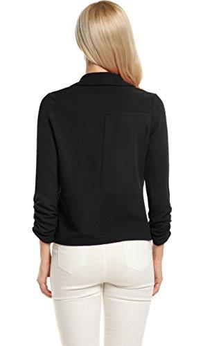 Open Front Cardigan Jacket