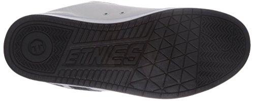 Fader Skateboard Gris De blanc Hommes Fonc Blanc Chaussures Etnies Les 7wqnfRTn