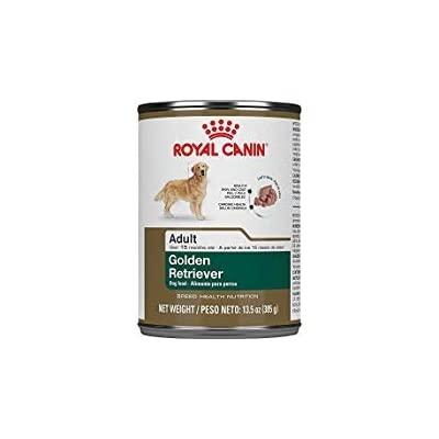 Royal Canin Golden Retriever Loaf in Sauce Canned Dog Food 12/13.5 oz