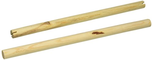 Prevue Pet Products BPV375 2-Pack Birdie Basics Wood Bird Pe