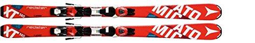 Atomic Boy's Redster JR III Downhill ski, 130 XTE 7 White by Atomic