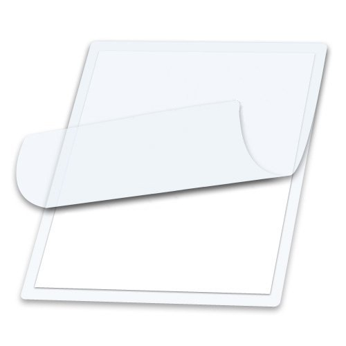 5 Mil Clear Letter Size Thermal Laminating Pouches 9 X 11.5 Qty 100 Hot Glossy Thermal Lamination Sheet Laminator Pockets 9x11.5 by Laminationers