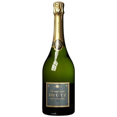 Deutz France Champagne Brut Classic 75 cl