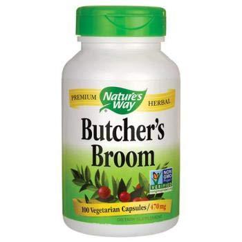 Natures Way Butchers Broom Root