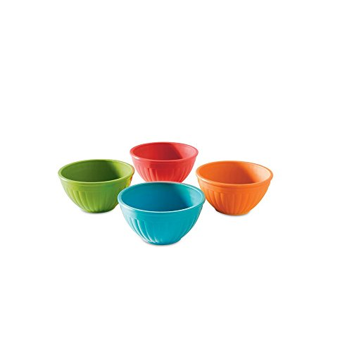 (Nordic Ware Prep & Serve Bowl Set, 4-Piece)