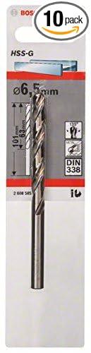 5mmx63mmx3.98In Bosch 2608585927 Metal Drill Bit Hss-G 6