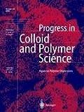 Aqueous Polymer Dispersions, , 3540005781