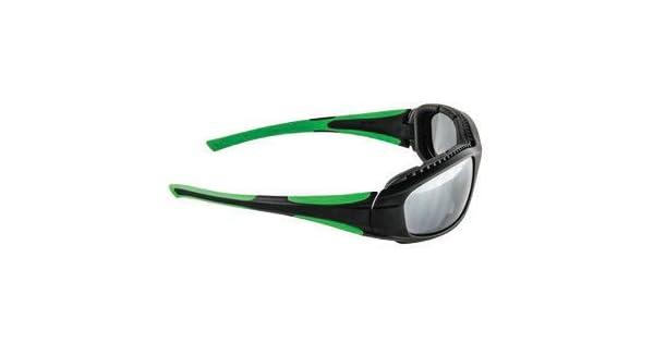 f92a77a6b1 3 M Luna Dawg anteojos de seguridad con marco negro y gris lente de  Policarbonato anti-vaho: Amazon.com.mx