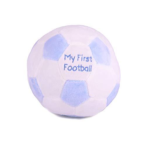 Mi primera pelota de fútbol Star de fútbol para pie azul ...