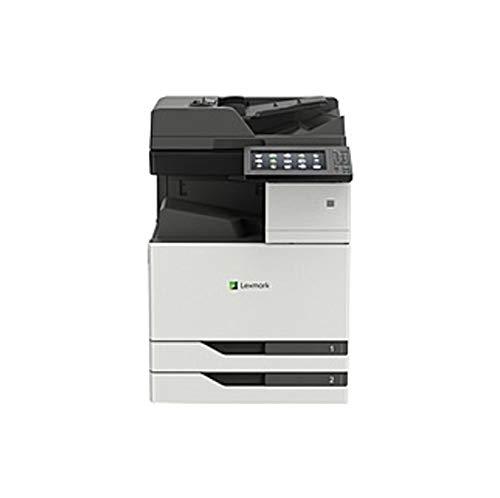 Lexmark CX920 CX921de Laser Multifunction Printer - Color - Copier/Fax/Printer/Scanner - 35 ppm Mono/35 ppm Color Print - 1200 x 1200 dpi Print - Automatic Duplex Print - (Certified Refurbished)