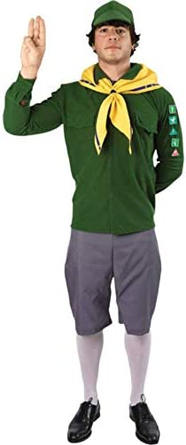 ORION COSTUMES Disfraz Uniforme de Niño Explorador Verde y ...