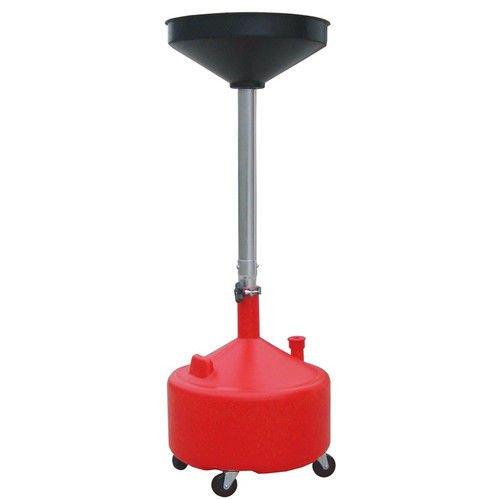 ATD Tools 5180 Waste Oil Drain - 8 Gallon Capacity (Waste Drain Plastic Oil)