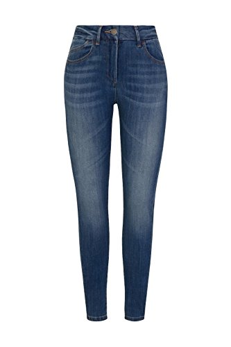 FashionLabels4Less Street Brand Stretch 9334 Added Pocket Blue Denim 5 Jeggings Ex High with FOrqnwWUF