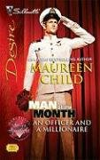 An Officer and a Millionaire (Man of the Month Book 1915) (An Officer And A Millionaire By Maureen Child)