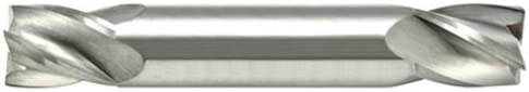 Alfa Tools DEC66889 3//32X1//8 4 Flute Double End Stub Carbide End Mill Made In USA,