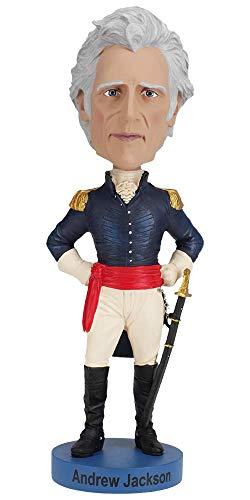 Royal Bobbles Andrew Jackson V2 Bobblehead -