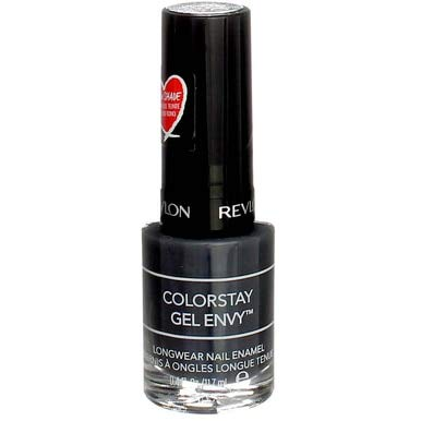 (Revlon Colorstay Gel Envy Longwear Nail Enamel - Ace of Spades (500) - 0.4 oz)