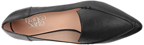 Franco Franco Sarto Black Sarto Women's Leather rrWqw5aOY