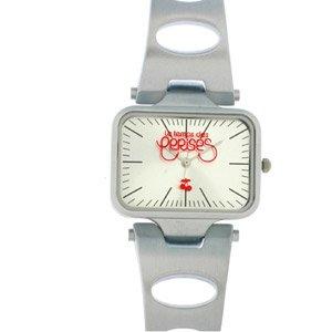 Le Temps des Cerises Damen-Armbanduhr Analog Quarz Edelstahl TC40SLM