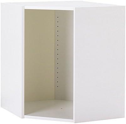 Ikea Faktum Murale D Angle Chassis De L Armoire Blanc 60x92 Cm Amazon Fr Cuisine Maison