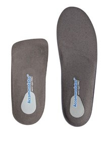 Freedom Accommodator Semi-Rigid Pro, Orthotic Insole, Full, I/J