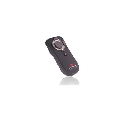 (INTERLINK presentation pilot pro rf wireless laser mouse 50 range (black))