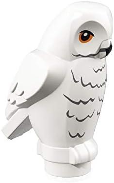 Harry Potter with Hedwig Owl Hogwarts Wizard Custom Lego Mini Figure Fantasy