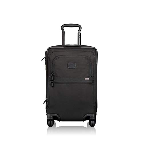 (TUMI - Alpha 2 International 4 Wheeled Office Carry-On Luggage - 22 Inch Rolling Suitcase for Men and Women -)