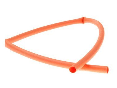 1/8 Dia. Orange Shrink Tubing - (100 ft. spool) 0.125' Heat Shrink Tubing