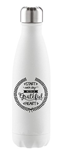White Water Bottle Double Wall Insulated 17 oz Good Times and Tan Lines - Tanlines Summer