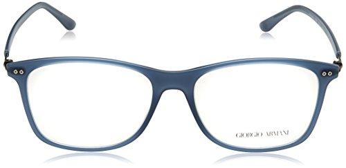 Giorgio Armani Montures de lunettes 7059 Pour Homme Black, 53mm 5336: Matte Blue