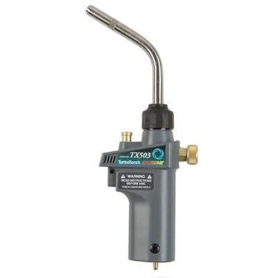 TurboTorch 0386-1297 TX503 Torch Swirl, MAP-Pro/LP Gas, Self Lighting: Industrial & Scientific