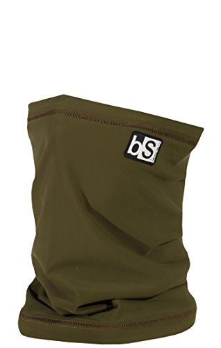 BlackStrap Neck Warmer, Olive - Ski Brand