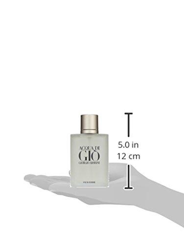 Acqua Di Gio By Giorgio Armani For Men. Eau De Toilette Spray 3.4 Ounces