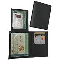 Carteira Porta Documentos E Cartões Em Couro Legitimo R2