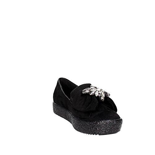 Braccialini 4105-15 Slip-on Schuhe Damen Schwarz