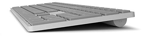 Microsoft Surface Keyboard, WS2-00025, Silver