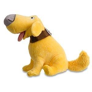 Disney ''Up'' Dug Plush Mini Bean Bag Toy -- 6''