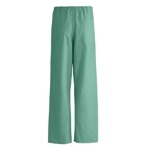 Medline AngelStat Unisex Reversible Drawstring Scrub Pants, 601ntjxl-cm, 1 Pound